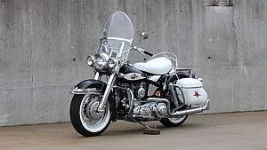 Jerry Lee Lewis 1959 Harley-Davidson FLH Duo-Glide