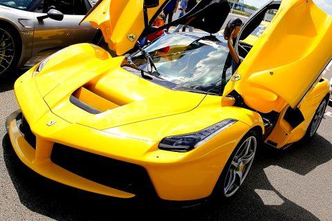 Ferrari LaFerrari - Foto: Peter Kraaibeek