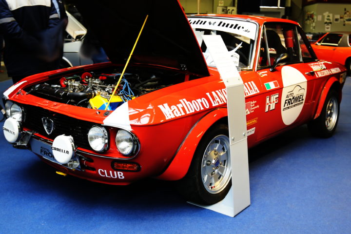 1971 Lancia Fulvia Coupe Rallye Gruppe 4