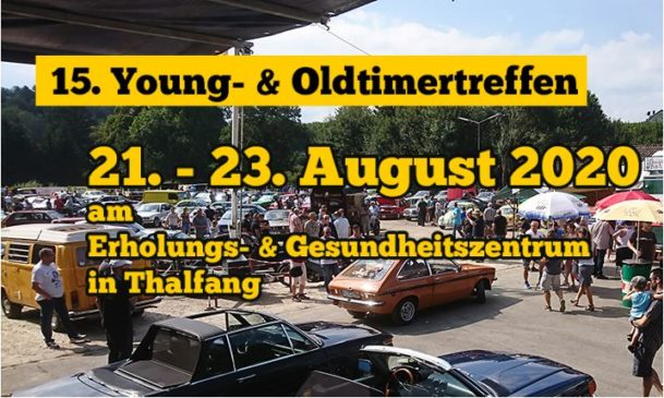 15. Young- & Oldtimertreffen Thalfang