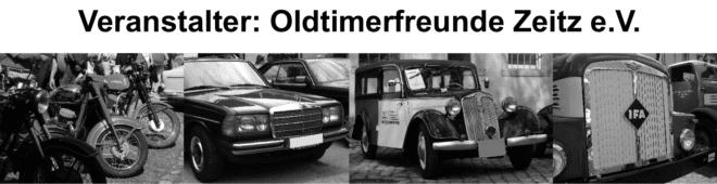 Oldtimertreffen Zeitz 2020